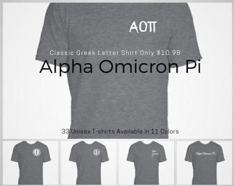 Alpha Omicron Pi – Sorority Style Blog