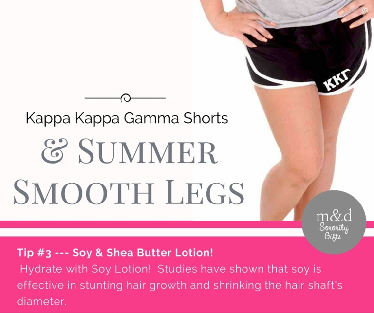 Kappa Kappa GammaShorts for Summer Tip 3